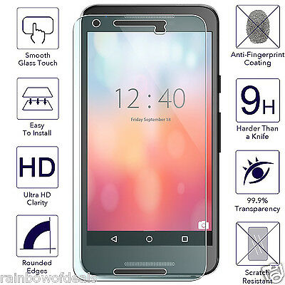Premium Real 9H Tempered Glass Screen protector For Huawei Google Nexus 6P 2015