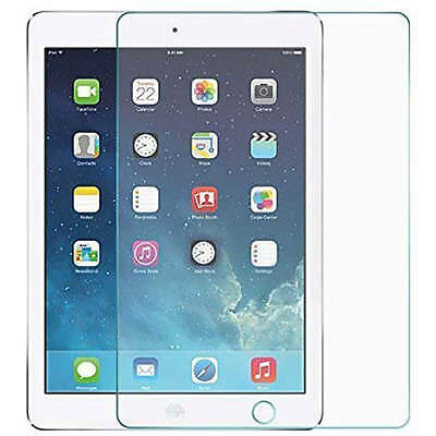 Premium 0.33mm HD Tempered Glass Film Screen Protector for apple iPad Air 1 2
