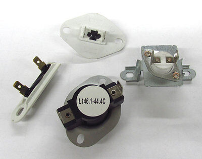 279973 8577274 3392519 Whirlpool Duet Dryer Thermostat Fuse Kit