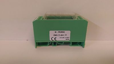New Old Stock! Phoenix Contact Diode Module Em6-22-Dio-7P