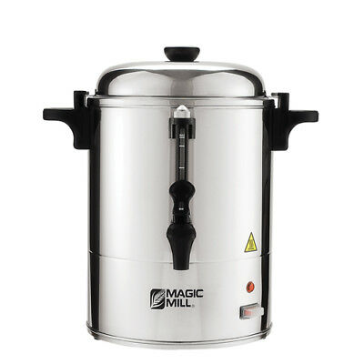 Magic Mill MUR-25 25-Cup Stainless Steel Water Boiler