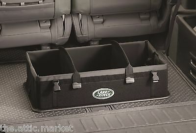 Land Rover Collapsible Cargo Carrier Loadspace Organizer Genuine New