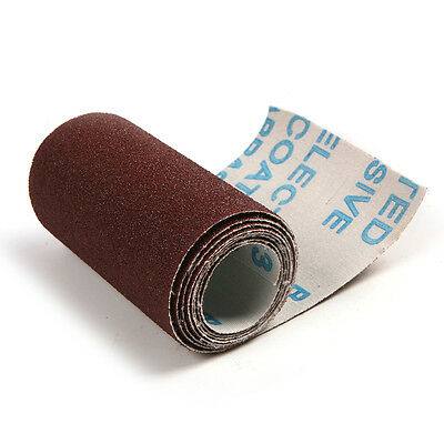 80 Grit 50x9cm Wide Emery Cloth Abrasive Paper Sandpaper Roll