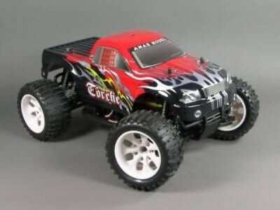RC Auto Monstertruck Torche M 1:10 2,4 GHz