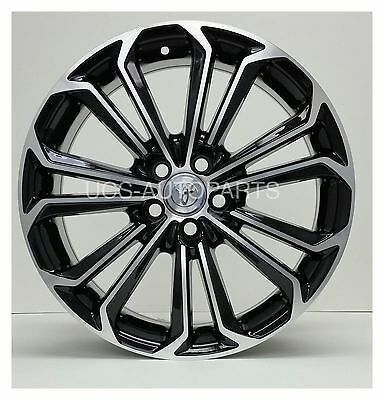 """New Replacement 17"""" Alloy Wheel Rim for 2014 2015 2016 Toyota Corolla S"""