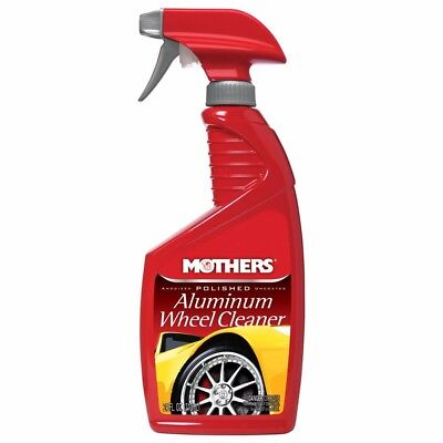 NEW Mothers Polished Aluminum Wheel Cleaner 24oz 06024