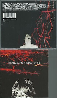 Bryan Adams Cd: The Best Of Me (490522-2)
