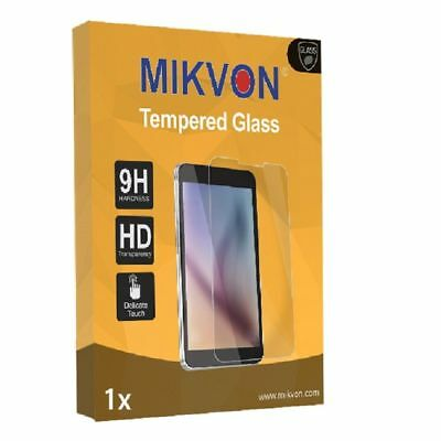 1x Mikvon Tempered Glass 9H para Nintendo 2DS Embalaje y accesorios