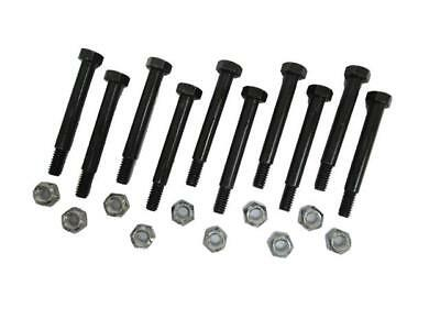 Package of 10 Shear Bolts/Nuts for John Deere Square Baler - A-80A139