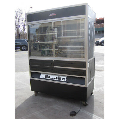Old Hickory Gas Rotisserie N/7.7G, Very Good Condition