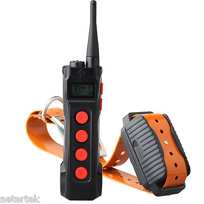 Aetertek 919C Pet Electronic Shock Collar Training For Serious Hunter Dog 1000M