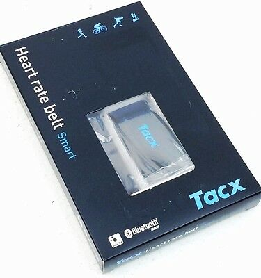 Tacx Smart Heart Rate Belt Smart ANT+ & Bluetooth Dual Band Heart Rate Strap New