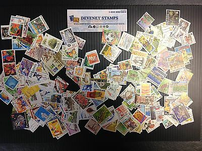 Singapore Collection Remainder Mint & Used 200+ Stamps