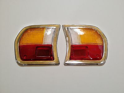 Tail Light Lens Set for Peugeot 504 NEW !!  #222AB
