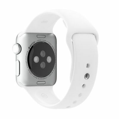 Genuinr Apple Sport Band for Apple Watch 42mm White MJ4M2ZM/A