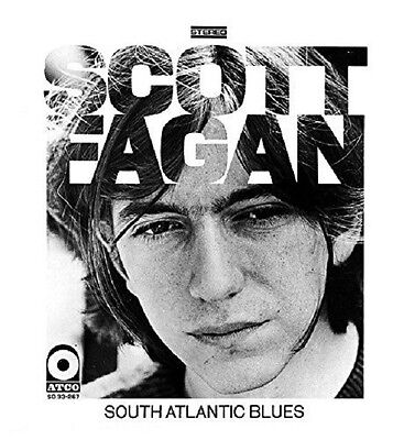 Scott Fagan - South Atlantic Blues 2 Cd New+