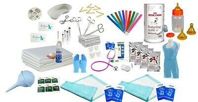 Warwick Dog Deluxe Whelping Kit Puppy Milk Delivery Pack ROYAL CANIN MILK KIT