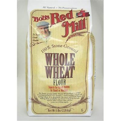 Bobs Red Mill 19504 Whole Wheat Flour