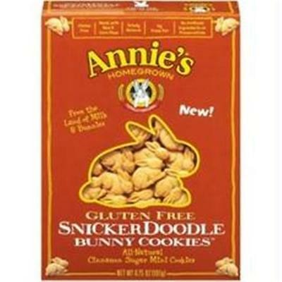Annies Homegrown B85149 Annies Snickerdoodle Bunny Cookies -12x6.75oz