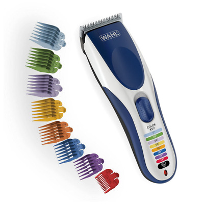 WAHL COLOURPRO CORDLESS Clipper Colour PRO - Colour Coded Home Haircutting Kit