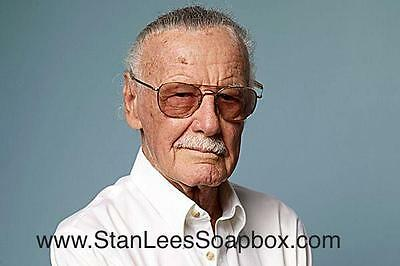 www.StanLeesSoapbox.com DOMAIN NAME FOR SALE GREAT STAN LEE MARVEL SITE NAME
