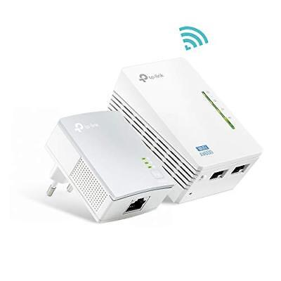 TP-Link TL-WPA4220KIT AV500 Starter Kit di Powerline Extender Wireless N (g9S)