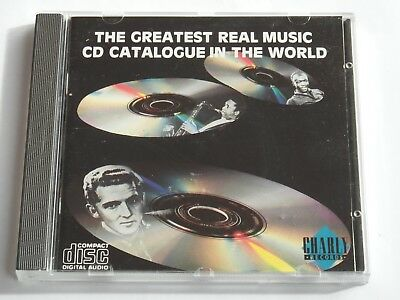 The Greatest Real Music CD Catalogue-Various Artists (CD Album) Used Very Good