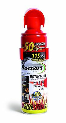 Bottari 31520 Estintore No Flame, 400 ml