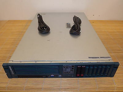 Cisco MCS-7835-H2 Media Convergence Server only hardware without Software