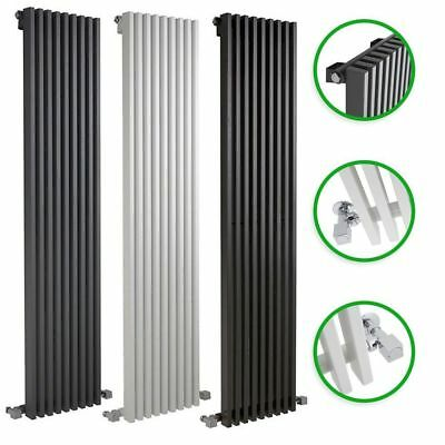 Vertical Modern Designer Radiator Tall Rad Columns Central Heating UK