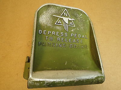 Original North American Aviation WWII Aircraft Rudder Pedal P-51 B-25 T-6  Left