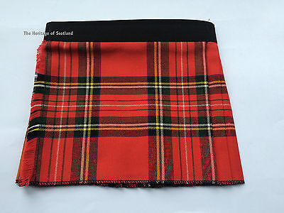 Royal Stewart Scottish Tartan Adjustable Baby Kilt Brand New With Tags