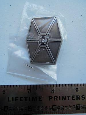 STAR WARS Rebels Tie Fighter Pin NYCC Comic Con
