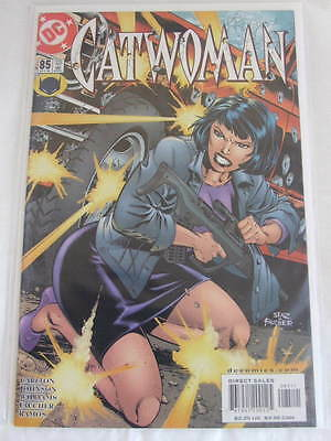 DC Comics Catwoman Comic #85 October 2000 NM (ref 223)