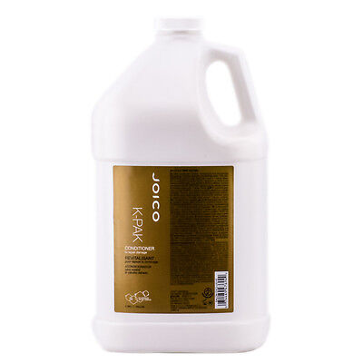 JOICO K-PAK Reconstruct Conditioner GALLON, 128oz, Daily Use for Damage Repair.