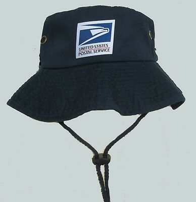 USPS Postal Service  Boonie/Safari/Bush Hat  Stonewashed cotton