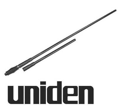 MINESPEC 6.6dBi UHFCB BLACK HD REMOVABLE BULLBAR ANTENNA*NEW LIKE AE4705B