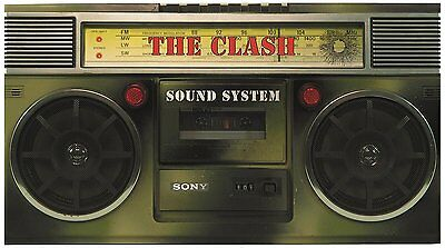 Sound System (Limited Deluxe Edition 11 CD + 1 DVD) - The Clash - Audio CD