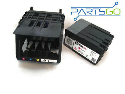 HP Officejet pro 8600 Genuine printhead with Set up Cartridges-HP 950 951 USA!!