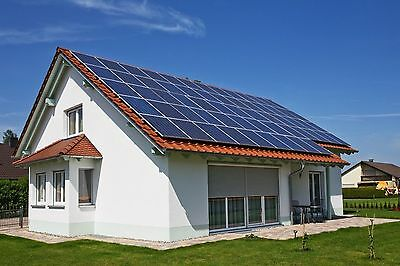 10KW TURNKEY DIY Kit, Solar Power for a House, grid tie solar system packages,