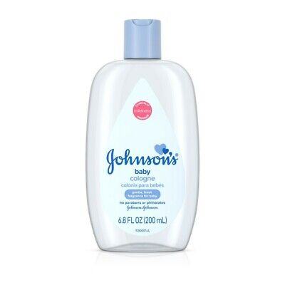 JOHNSON'S Baby Cologne 6.80 oz (Pack of 4)