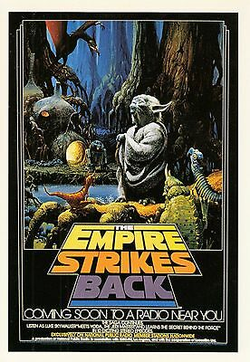 Star Wars Empire Strikes Back Widevision U Pick Single Mini-Poster Insert Cards