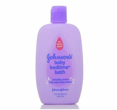 JOHNSON'S Bedtime Bath 9 oz (Pack of 2)