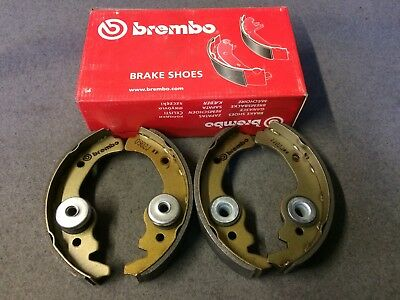 Classic Fiat 500 Brake Shoe Set Front or Rear Brembo