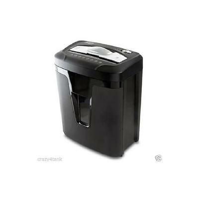 Aurora 10-Sheet Crosscut Pullout Paper Shredder
