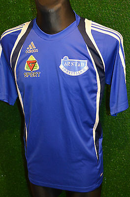 "Arstad Idrettslag Adidas Norway Football Soccer Handball Shirt (42/44"") Jersey"
