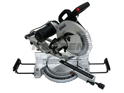"""12""""full twin slididing compound mitre saw New and next day delivery service 1503"""