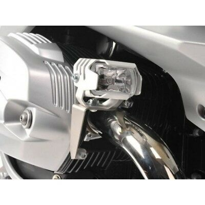 Wunderlich Micro Flooter Silver auxiliary light BMW R1200RT 10-13