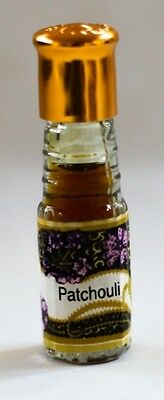 Patchouli Fragrance Oil Concentrated Perfumed 2.5ml Sweet and Spicy