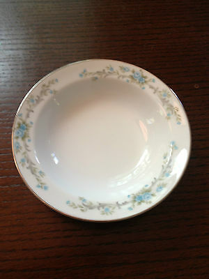 Royal Court Blue Fantasy Fine China From Japan - Dessert Bowl